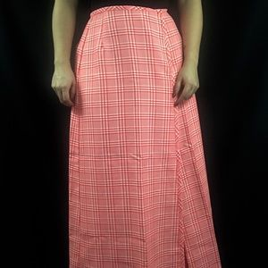 60s Madison Wrap Skirt